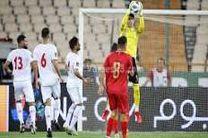 دروازهبان تیم ملی تغییر نمیکند