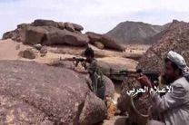 تک تیراندازهای ارتش یمن حدود ۳۰ مزدور وابسته به عربستان را از پای درآوردند
