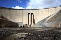 کاهش 74 درصدی میزان ورودی آب سد زاینده رود