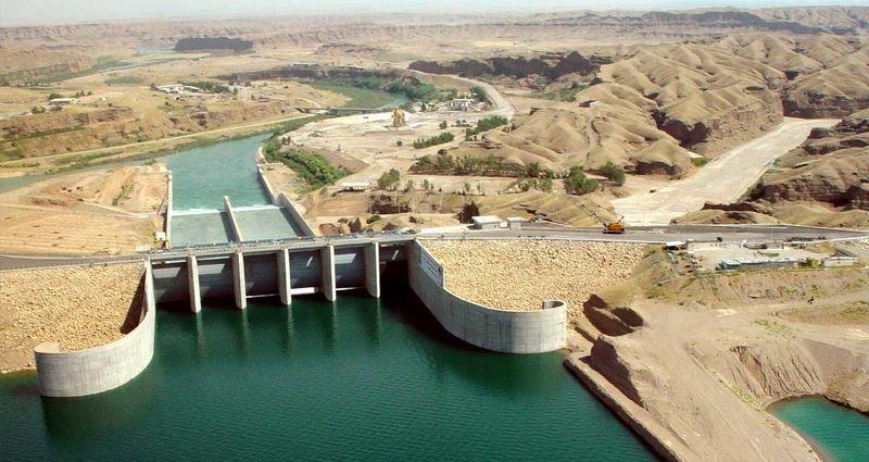 موجودی آب مخازن سدهای کشور ۳۸.۲ میلیارد مترمکعب ثبت شد