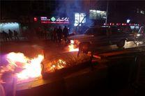 ٤٣٣ اغتشاشگر در تهران دستگیر شدند