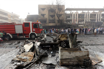 دو انفجار مهیب بغداد را لرزاند