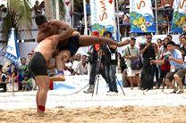 ۹ مازندرانی در اردوی تیم ملی کشتی ساحلی