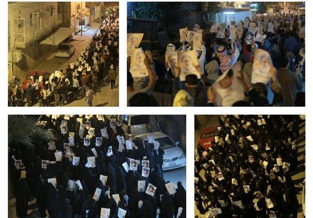 فراخوان بحرینیها برای نافرمانی عمومی در روز محاکمه آیتالله قاسم