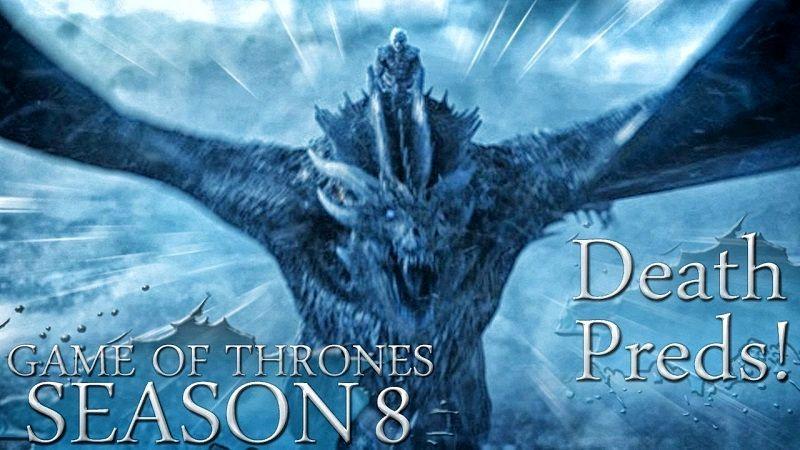 دانلود قسمت ششم فصل 8 سریال گیم اف ترونز Game Of Thrones بازی تاج و تخت