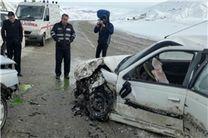 مرگ مادر به همراه کودک 6 ماههاش در جاده قزوین