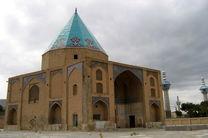 تخت فولاد اصفهان می تواند یک مرکز گردشگری مهم مذهبی و تاریخی در باشد