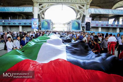 +راهپیمایی+روز+جهانی+قدس+و+نماز+جمعه+اصفهان