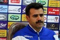 سرمربی تیم فوتبال استقلال خوزستان به نشست خبری بازی با تراکتورسازی نرسید