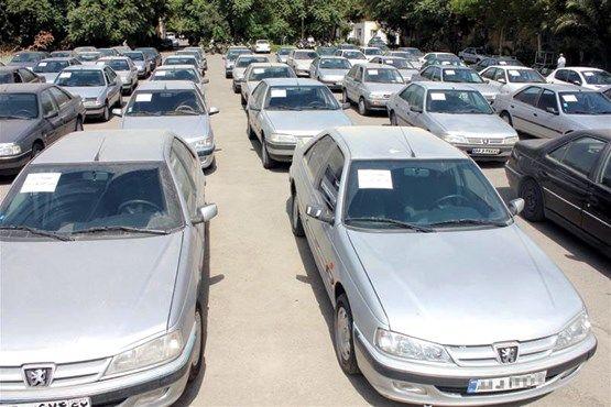 20 دستگاه خودرو مسروقه در اصفهان کشف شد
