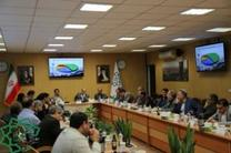 برگزاری اولین نشست شورای مدیران منطقه 6 در سال 96