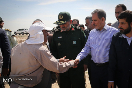 سفر معاون اول رییس جمهور به خوزستان