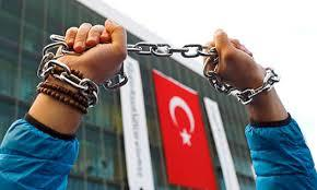 بازداشت 12 فعال حقوق بشری در ترکیه