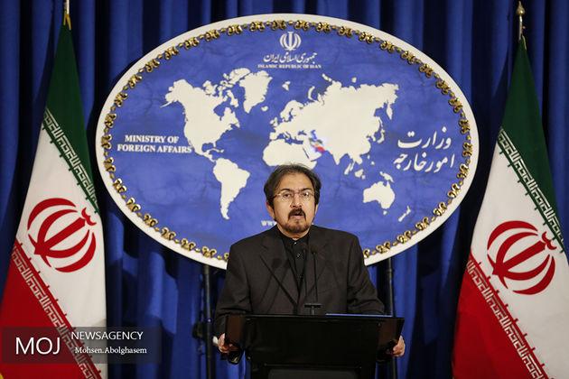 اتهامات عربستان و مصر بی پایه، واهی و اصرار بر اشتباهات مخرّب گذشته است