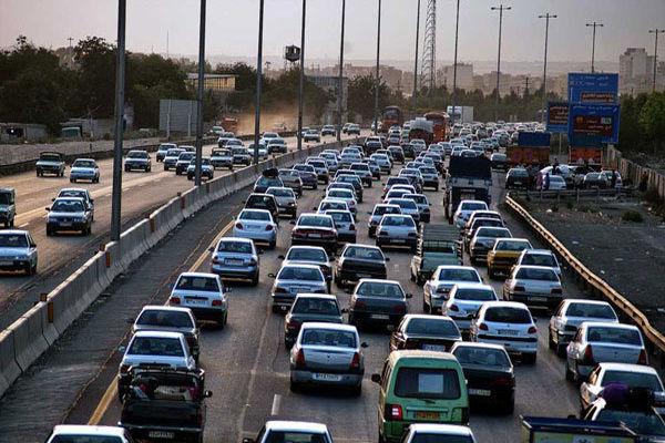 آخرین وضعیت ترافیکی محورهای منتهی به مرزهای غربی کشور