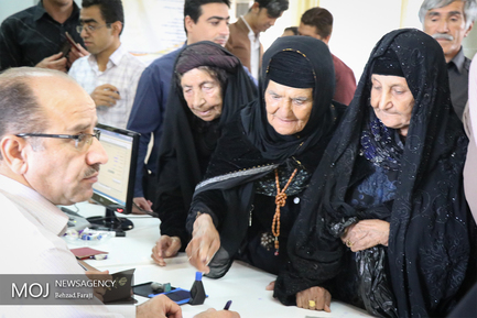 انتخابات ریاست جمهوری و شورای اسلامی شهر و روستا در کرمانشاه (2)