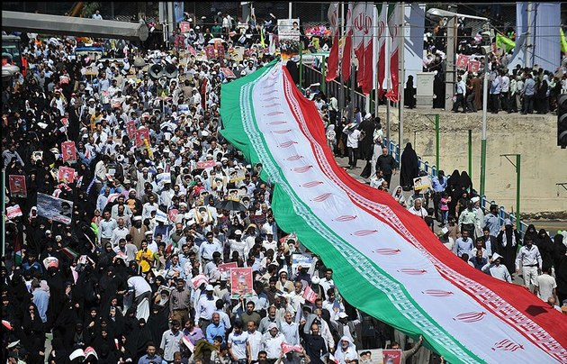 سازمانها و نهادهای مختلف گیلان برای حضور یکپارچه در راهپیمایی روز قدس دعوت شدند