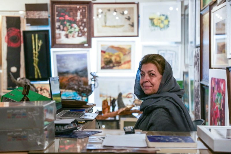 رضایت گلستان از فروش بیست و هفتمین نمایشگاه صد اثر صد هنرمند
