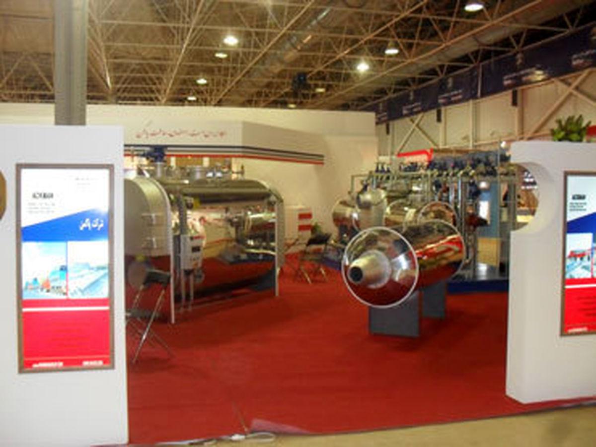 نمایشگاه برندهای مطرح سرمایشی گرمایشی و صنعت آب در اصفهان