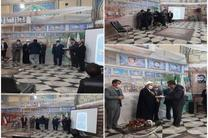 برگزاری محفل قرآنی گرامیداشت شهیدان قاسم سلیمانی و ابومهدی المهندس در قم
