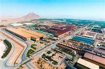 عبور از مرزهای تولید در ۴ ناحیه فولادسازی، نورد سرد، آهنسازی و مجتمع فولاد سبا