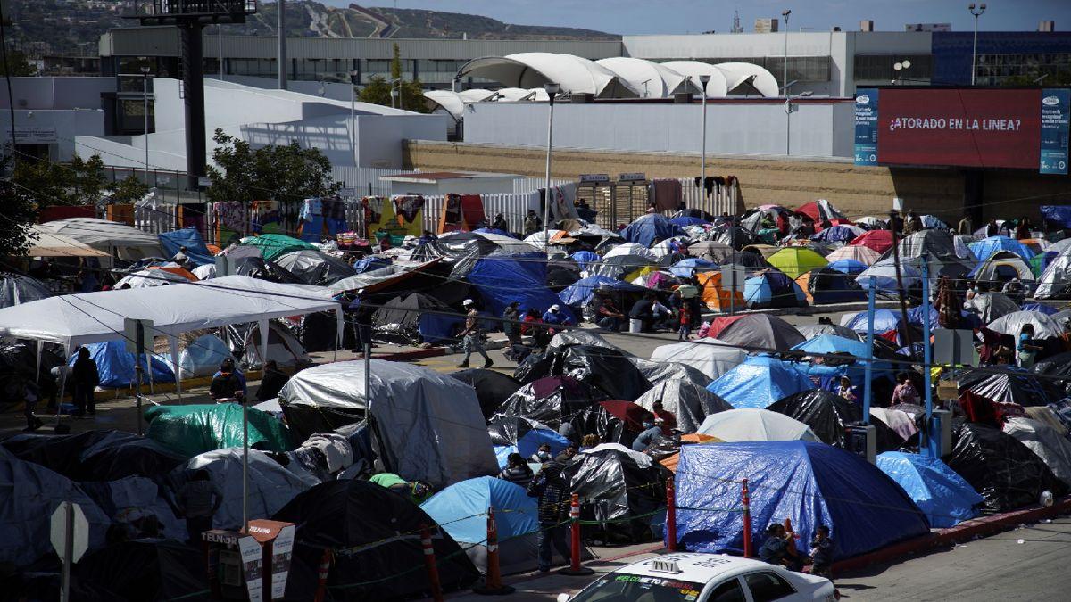 اخراج جمعی از مهاجران هائیتی در تگزاس