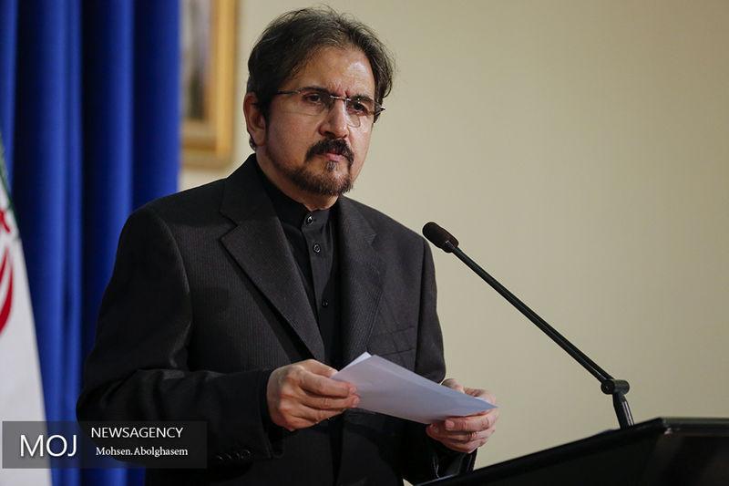 طرح ادعاهایی مبنی بر دخالت ایران در امور داخلی دیگر کشورها بیپایه است