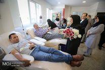مردم همدان در امر اهدای خون موفق بوده اند