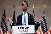 پسر ارشد ترامپ معتقد باخت پدرش در انتخابات است