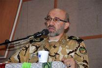 امنیت مرزهای ایران و تمامیت آن خط قرمز نیروهای مسلح و ارتش است