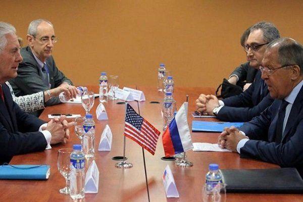 وزرای خارجه آمریکا و روسیه در اجلاس اپک با هم دیدار کردند