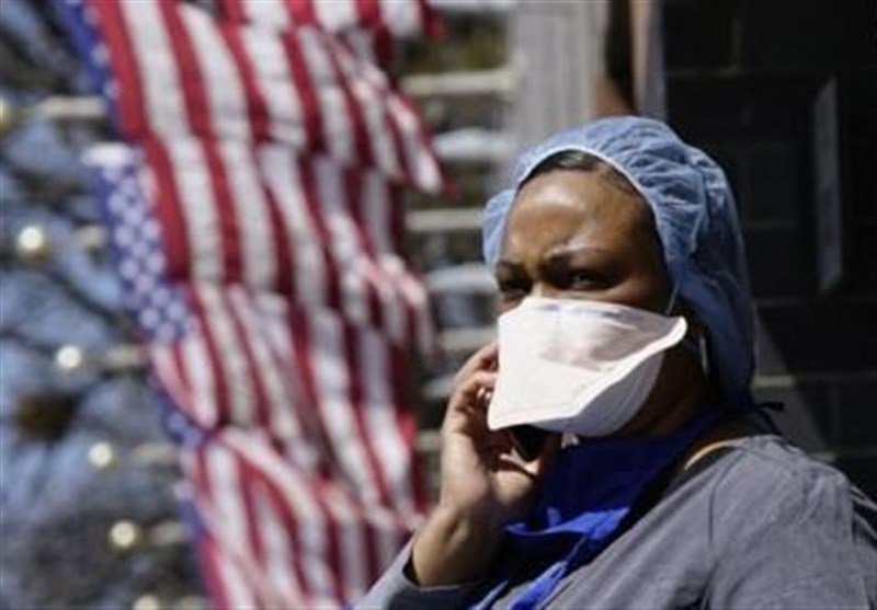شمار مبتلایان کرونا در آمریکا اعلام شد