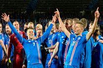 اسامی بازیکنان تیم ملی ایسلند برای جام جهانی روسیه اعلام شد
