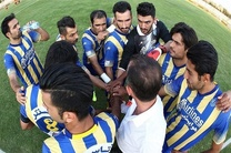 بازیکنان گسترش فولاد در ایفمارک شرکت کردند