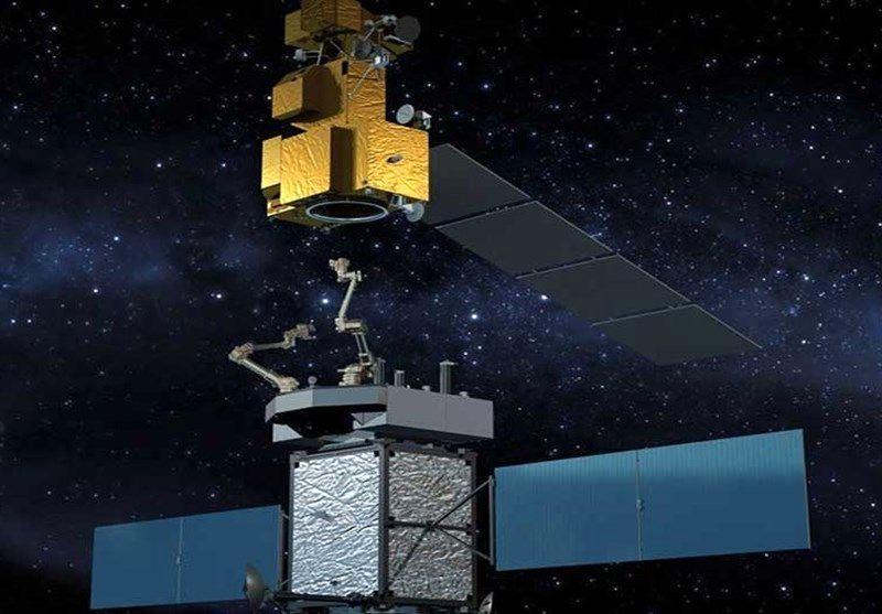 ساخت رباتی برای تعمیر و سوخترسانی به ماهوارهها در مدار