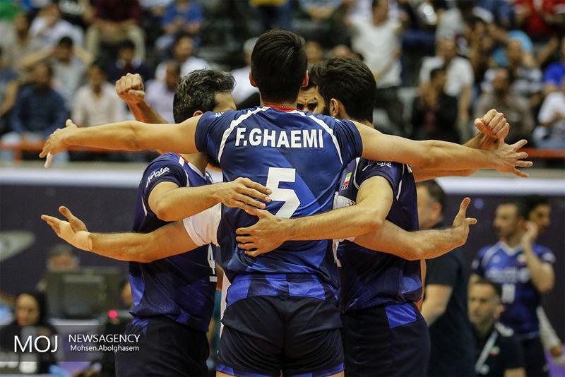 میزان پاداش فدراسیون جهانی والیبال به تیم ملی ایران