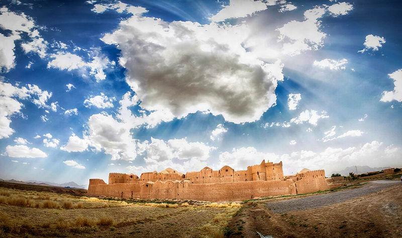 سریزد؛ منطقه استراتژیک در جاده باستانی یزد و کرمان بوده است