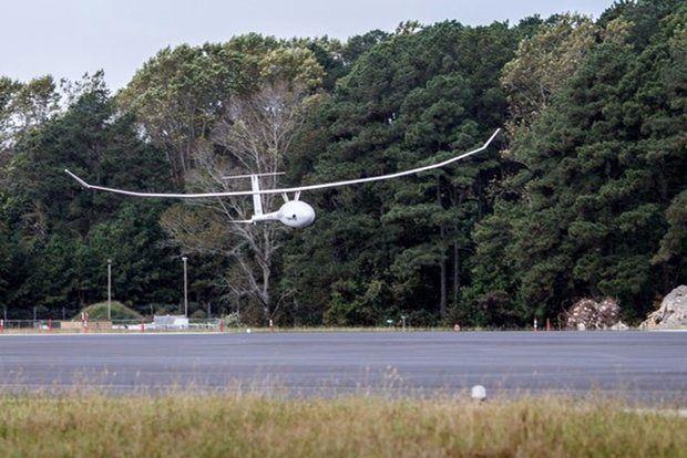پهپاد VA۰۰۱ رکورد طولانی ترین پرواز بی سرنشین را ثبت کرد