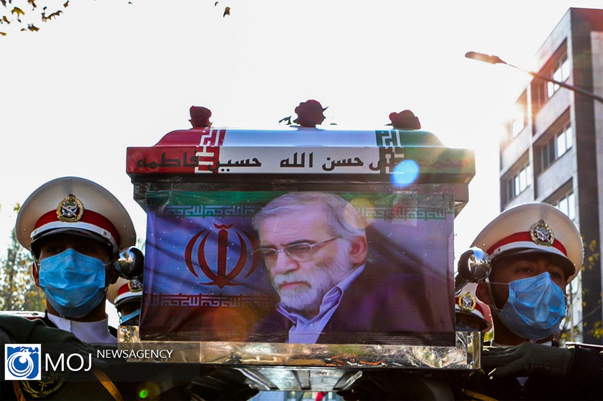 اقلیم کردستان عراق ترور شهید «محسن فخریزاده» را محکوم کرد