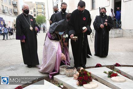 ۲۴ آوریل سالگرد نسل کشی ارامنه
