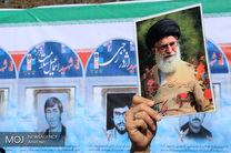 آغاز مراسم یوم الله ۱۲ بهمن در حرم بنیانگذار جمهوری اسلامی