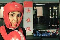 سهیلا منصوریان به باشگاه چینی پیوست