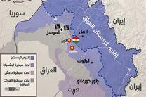 ایران مرزهای زمینیاش را با کردستان عراق بست