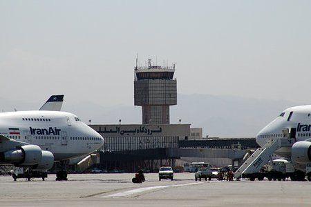 رشد ۱۷ درصدی مسافر و پرواز فرودگاههای ایران سال ۲۰۱۶