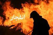 یک کشته در اثر انفجار انشعاب گاز در چادگان