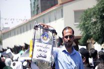 مردم استان تهران در روز قدس  375 میلیون تومان به کمیته امداد کمک کردند