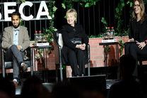 حضور ناگهانی هیلاری کلینتون در جشنواره فیلم ترایبکا