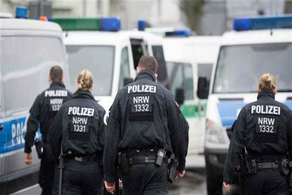 زیر گرفتن عابران پیاده در آلمان