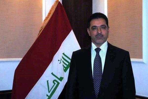 وزیر کشور عراق وارد فلوجه شد
