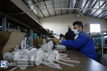 واگذاری ۴۰۰ دستگاه اکسیژن ساز خانگی اهدایی صلیب سرخ